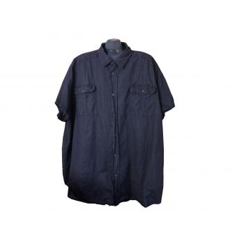 Рубашка мужская льняная GREVES, 6XL