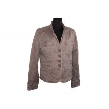 Женская коричневая куртка весна осень H&M