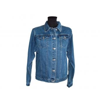 Женская синяя джинсовая куртка GEORGE, L