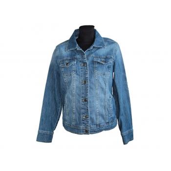 Женская синяя джинсовая куртка YESSICA, M
