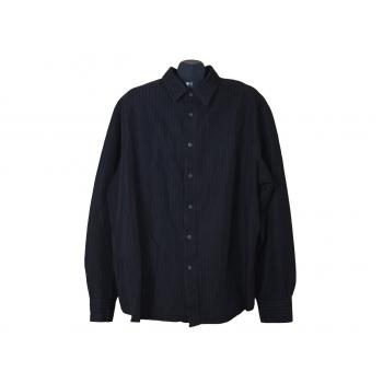 Мужская черная рубашка AUTOGRAPH by MARKS & SPENCER, 3XL
