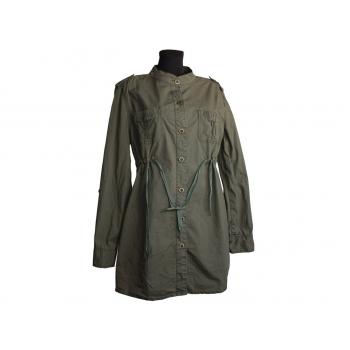Женское платье цвета хаки NOPPlES, XL