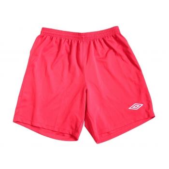 Мужские красные спортивные шорты UMBRO W 34