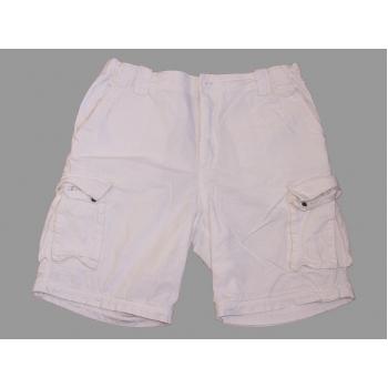 Мужские белые шорты B.BOCELLI CARGO W 34