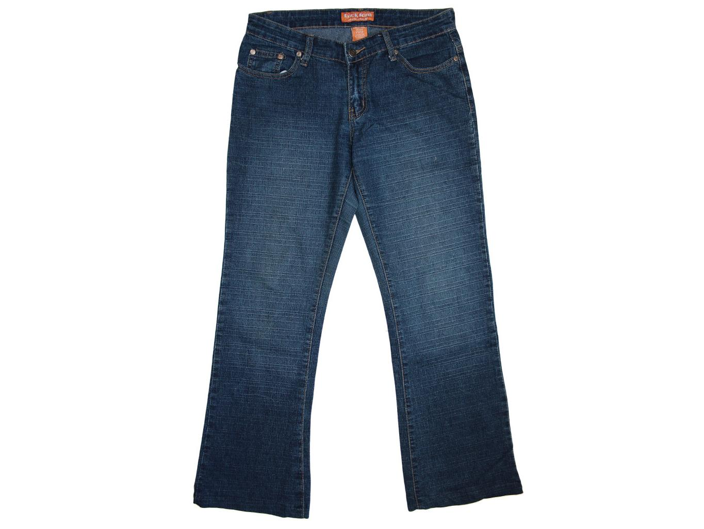 Женские прямые джинсы ROCK FORD, М