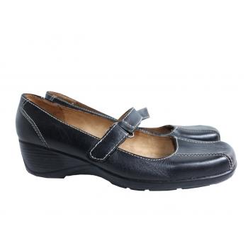 Женские кожаные туфли NATURAL SOUL 37 размер