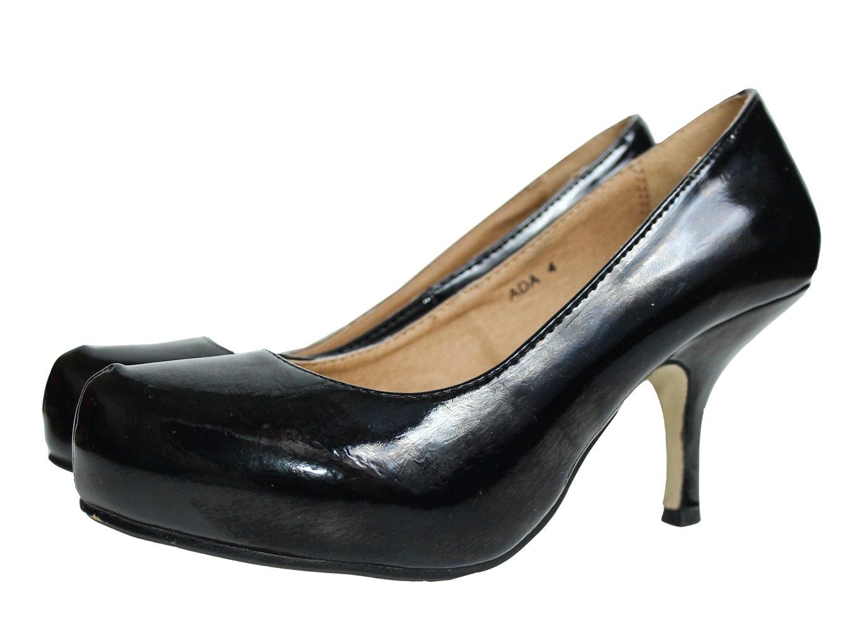 Женские лаковые туфли FOLLOW ME 37 размер
