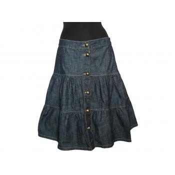 Женская джинсовая юбка ярусами VERO MODA, М