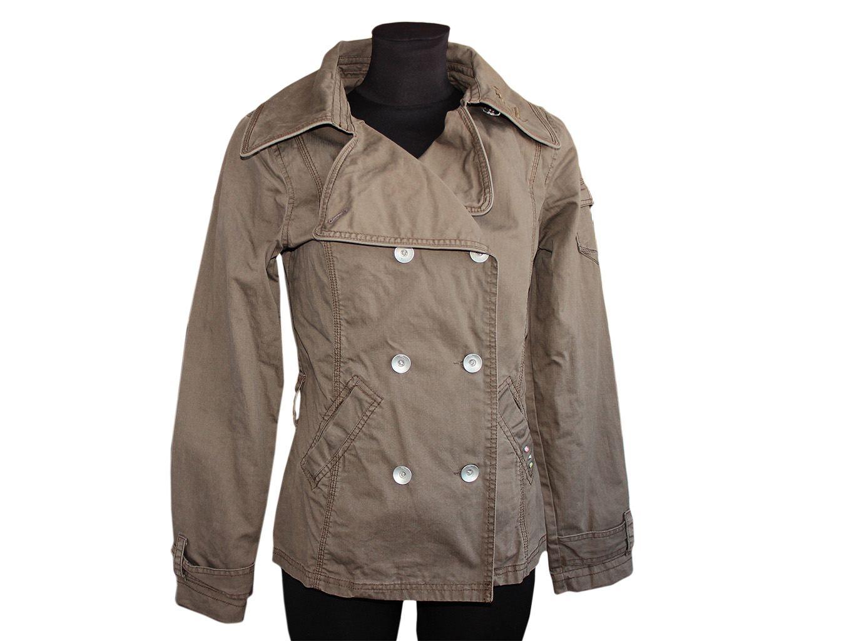 Женская демисезонная куртка цвета хаки O.NEILL, S