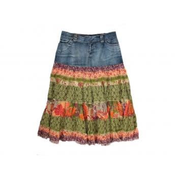 Женская джинсовая юбка CASA BLANCA, L