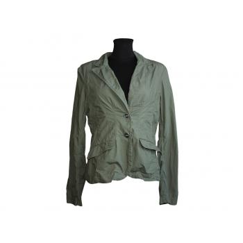 Женская зеленая куртка H&M