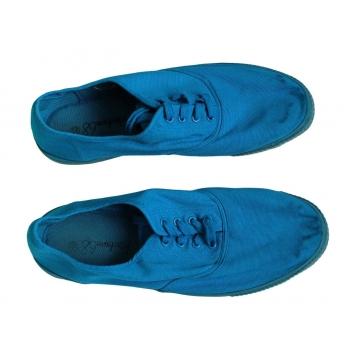 Мужские синие кеды PETROLEUM 44 размер