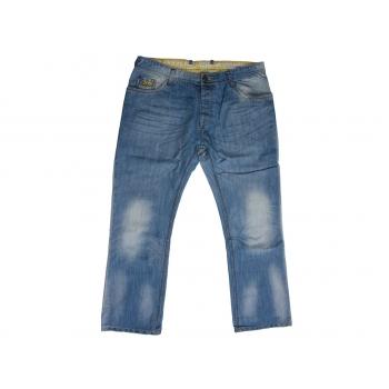 Мужские голубые джинсы DENIM W 38 L 32