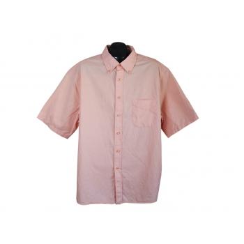 Рубашка мужская коралловая GEORGE, XL