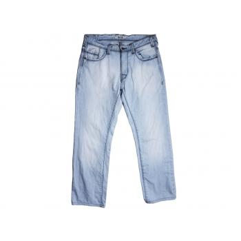 Джинсы мужские голубые TAKKO W 34 L 30