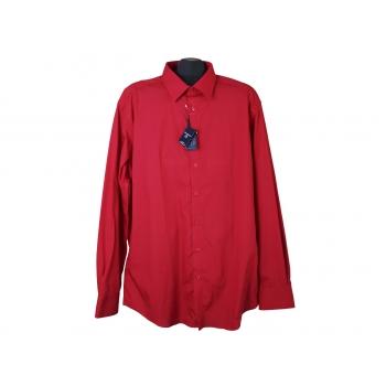 Мужская красная рубашка DUKE OF DUNKAN, XL