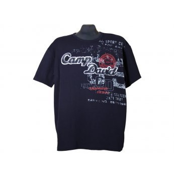 Мужская футболка CAMP DAVID, L