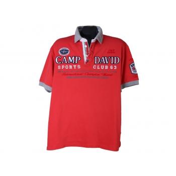 Мужское поло CAMP DAVID, XL