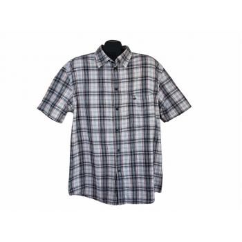 Рубашка мужская в клетку MUSTANG, XL