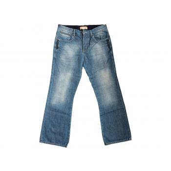 Мужские джинсы клеш RIVER ISLAND W 32 L 30