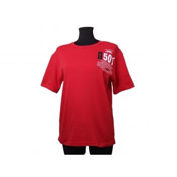 Женская красная футболка LEVIS 501, XXL