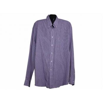Мужская сиреневая рубашка COPPERSTONE
