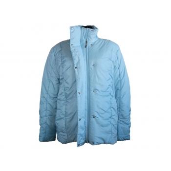 Женская голубая куртка осень-зима BETTY BARCLAY, XL