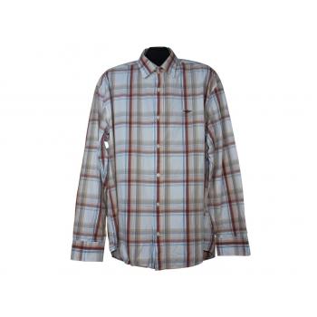 Мужская рубашка в клетку DOCKERS, XL