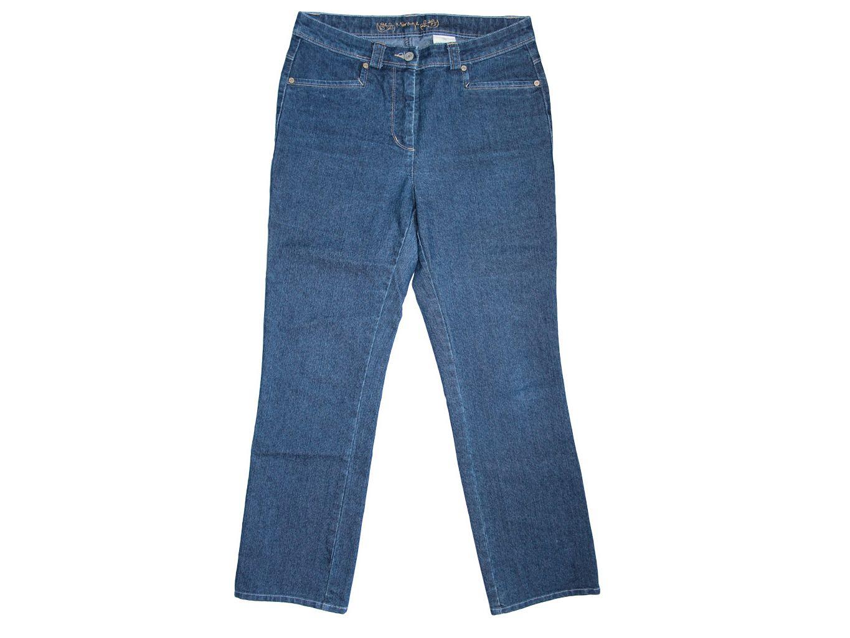 Синие женские джинсы MIRAGE