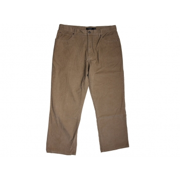 Мужские коричневые вельветовые брюки SONOMA W 36
