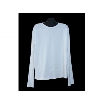 Мужской белый лонгслив H&M, XL
