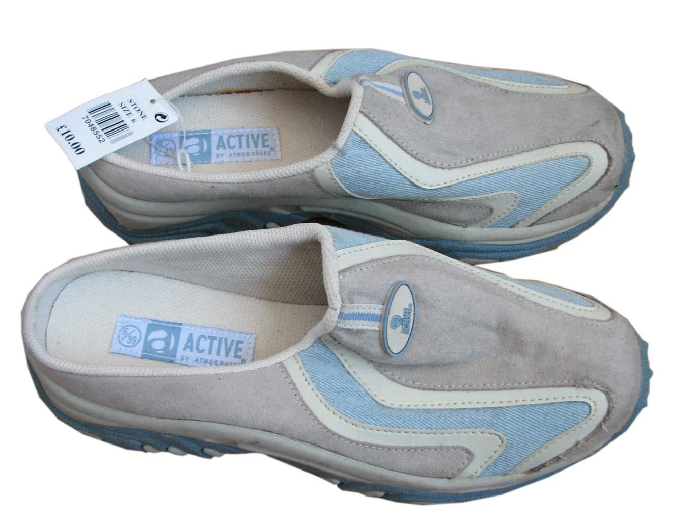 Женские кроссовки сабо ACTIVE 37 размер