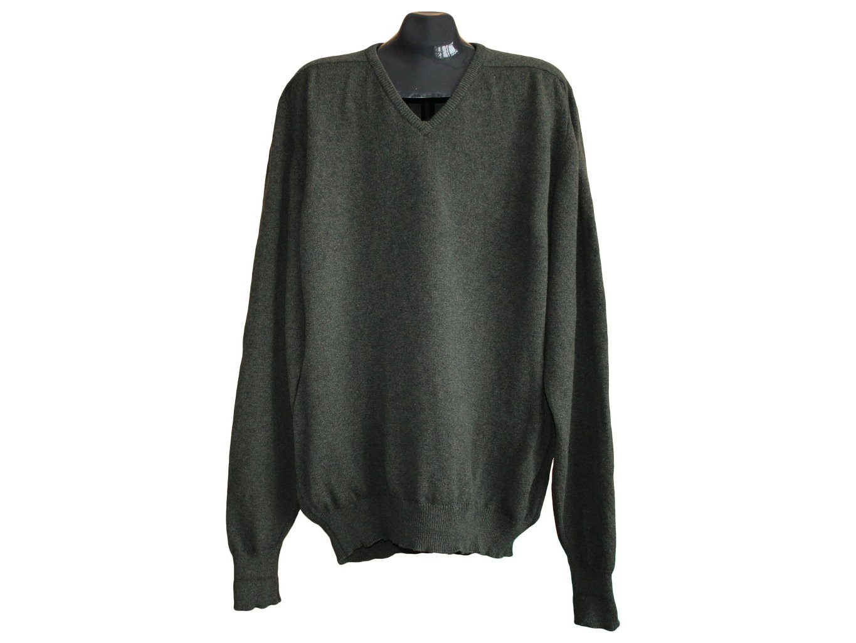 Мужской шерстяной свитер WILLIAM LOCKIE, XL