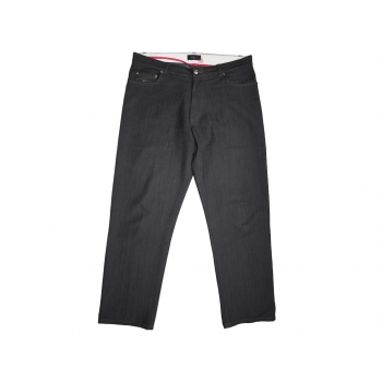 Мужские серые брюки JEFF & CO W 36 L 32
