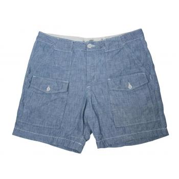 Мужские серые шорты L.O.G.G by H&M W 38