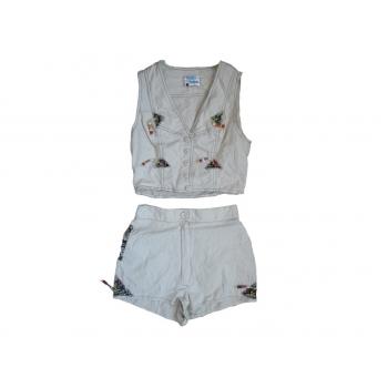 Детский костюмчик для девочки QUALITY FASHION