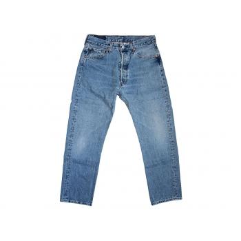 Мужские узкие джинсы LEVIS 501 W 30 L 30