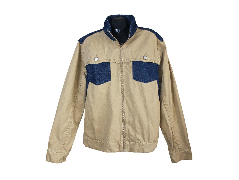 Мужская джинсовая куртка URBAN STONE jeans, L