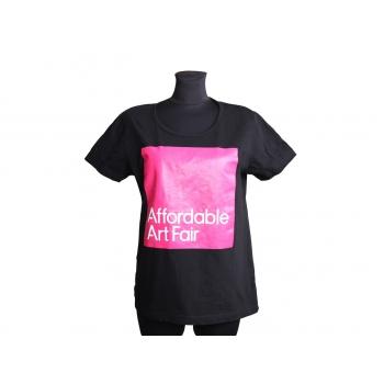 Женская черная футболка SOUTH WEST