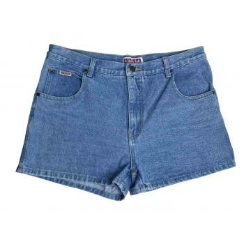 Женские джинсовые короткие шорты CHECKER, L