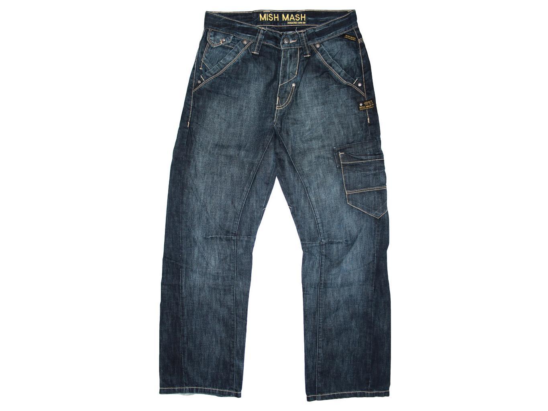 Мужские крутые джинсы MISH MASH W 30 L 32