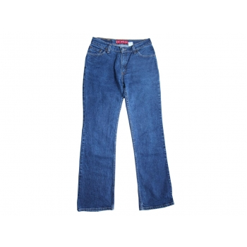 Женские синие джинсы LEVIS 517 BOOTCUT STRECH
