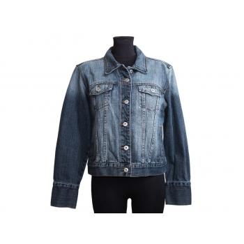 Женская синяя джинсовая куртка DENIM, L
