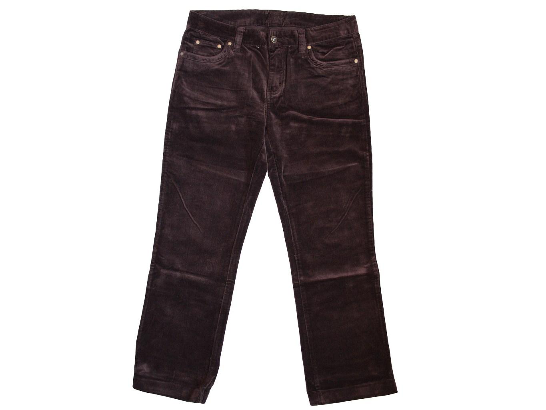 Женские коричневые вельветовые брюки CHEROKEE, M