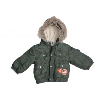 Детская зимняя куртка для мальчика 2-3 года