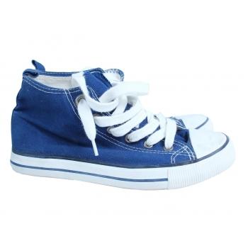 Женские синие кеды H&M 36 размер