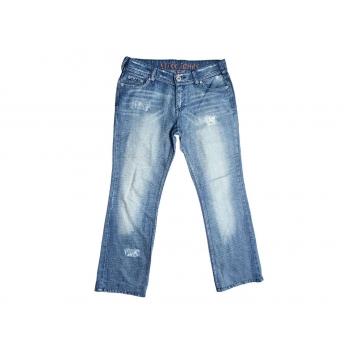 Женские рваные прямые джинсы MISS JONES, L