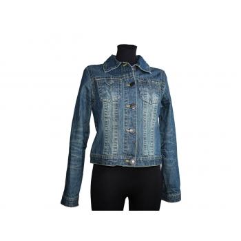 Женская синяя джинсовая куртка BLAKE, S