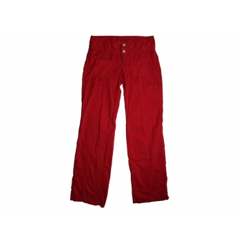 Женские красные брюки ONLY, S