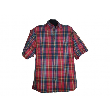 CLUB D`AMINGO Мужская рубашка в клетку, XL